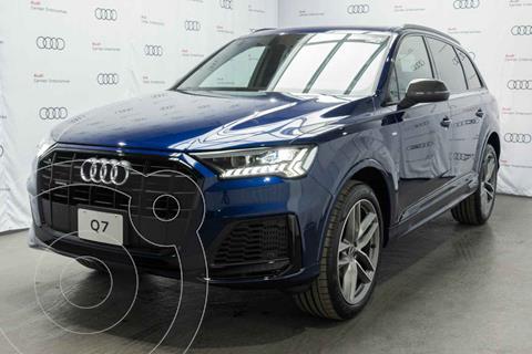 Audi Q7 3.0T S Line nuevo color Azul precio $1,643,950