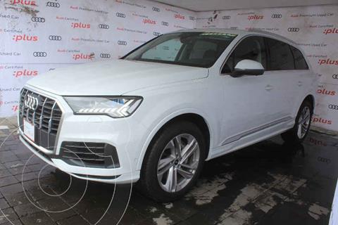 Audi Q7 55 TFSI Elite usado (2021) color Blanco precio $1,450,000