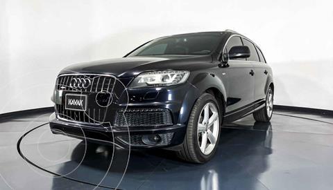Audi Q7 3.0L TFSI Elite (333Hp) usado (2014) color Blanco precio $382,999