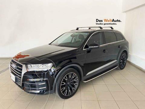 Audi Q7 3.0L TDI Elite (245Hp) usado (2018) color Negro precio $789,995