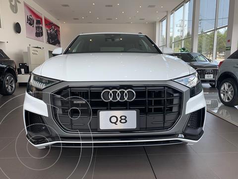 Audi Q8 3.0T S Line  nuevo color Blanco Glaciar precio $1,712,750