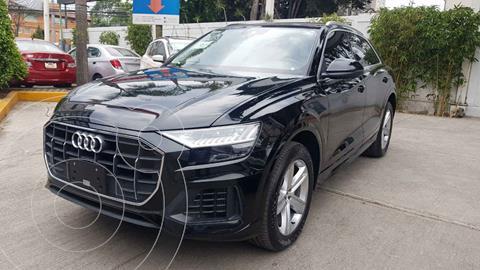 Audi Q8 55 TFSI Elite usado (2019) color Negro precio $1,190,000