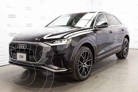 Audi Q8 3.0T S Line nuevo color Negro precio $1,578,750