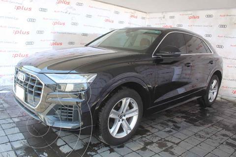 Audi Q8 55 TFSI Elite usado (2021) color Negro precio $1,350,000