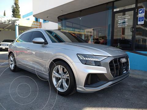 Audi Q8 3.0T S Line usado (2019) color Plata Dorado precio $1,199,000