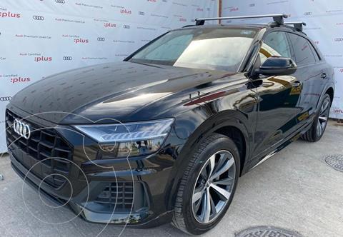 Audi Q8 55 TFSI Elite usado (2019) color Negro precio $1,289,000