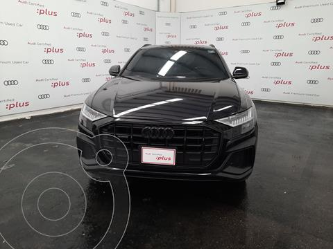 Audi Q8 3.0T S Line  usado (2021) color Negro precio $1,650,000