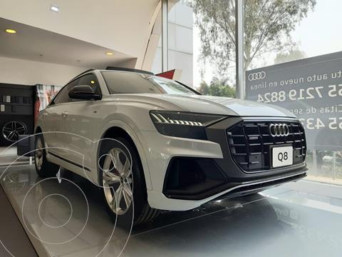 Audi Q8 3.0T S Line  nuevo color Blanco precio $1,722,550