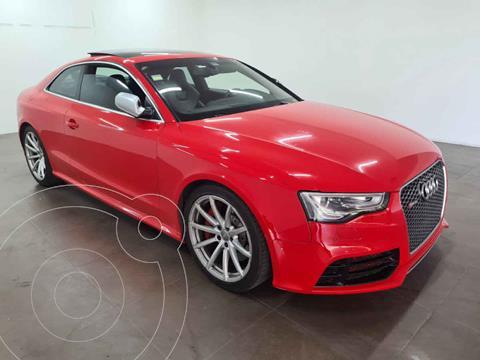 Audi Serie RS 5 Coupe usado (2013) color Rojo precio $655,000