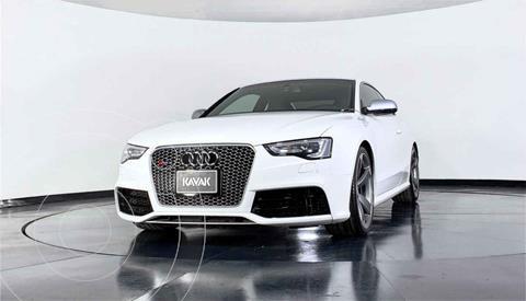 Audi Serie RS Version usado (2014) color Blanco precio $749,999