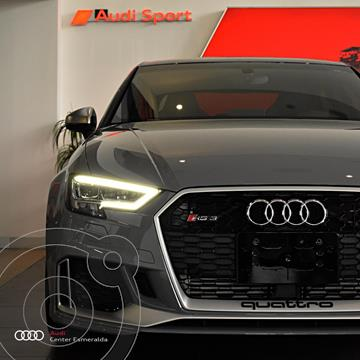 Audi Serie RS 3 2.5L TFSI Sedan Aut usado (2020) color Gris precio $1,289,000