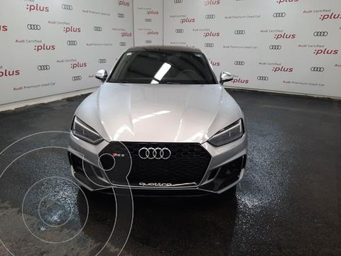 Audi Serie RS 5 Coupe usado (2018) color Plata precio $1,180,000