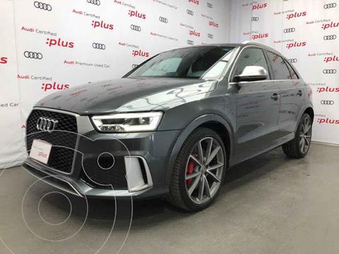 Audi Serie RS Version usado (2018) color Gris precio $750,000