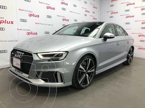 Audi Serie RS 3 2.5L TFSI Sedan Aut usado (2020) color Plata precio $1,195,000