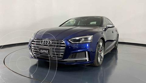 Audi Serie S Version usado (2018) color Azul precio $839,999