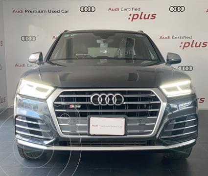 Audi Serie S SQ5 3.0L T FSI (354 hp) usado (2018) color Gris financiado en mensualidades(mensualidades desde $12,462)