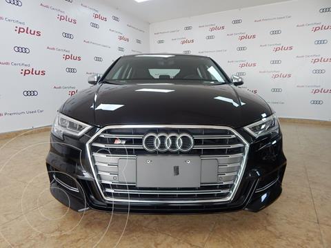 foto Audi Serie S S3 1.8T Quattro (225hp) usado (2020) color Negro precio $740,000