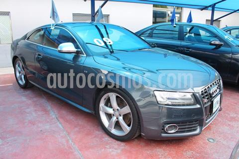 Audi Serie S S5 4.2L Tiptronic usado (2009) color Gris precio $290,000