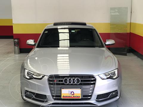 Audi Serie S S5 Sportback 3.0T usado (2013) color Plata Mercurio precio $479,900