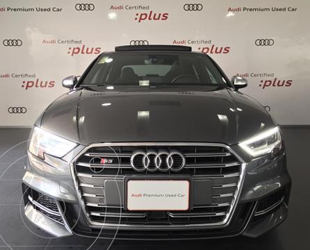 Audi Serie S S3 2.0L TFSI Sedan Aut usado (2018) color Gris precio $650,000