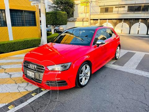 Audi Serie S S3 2.0L TFSI Aut usado (2015) color Rojo precio $419,900