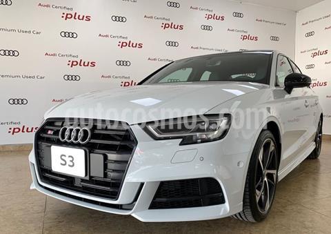 Audi Serie S S3 2.0L TFSI Sedan Aut usado (2020) color Blanco precio $825,262