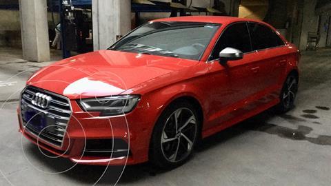 Audi Serie S S3 2.0L TFSI Sedan Aut usado (2020) color Rojo Misano precio $719,900