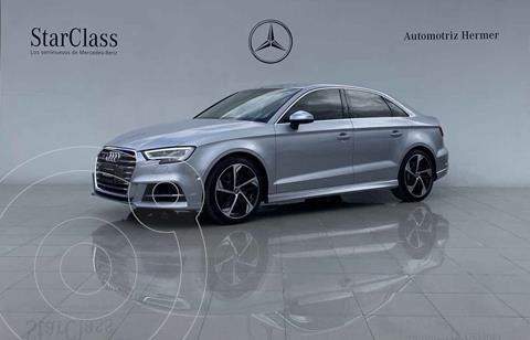 Audi Serie S S3 2.0L TFSI Sedan Aut usado (2020) color Plata precio $819,900