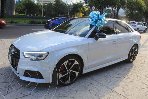 Audi Serie S S3 2.0L TFSI Sedan Aut usado (2020) color Blanco precio $850,000