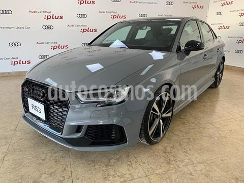 foto Audi Serie S S3 2.0L S-Tronic usado (2020) color Gris precio $1,299,900