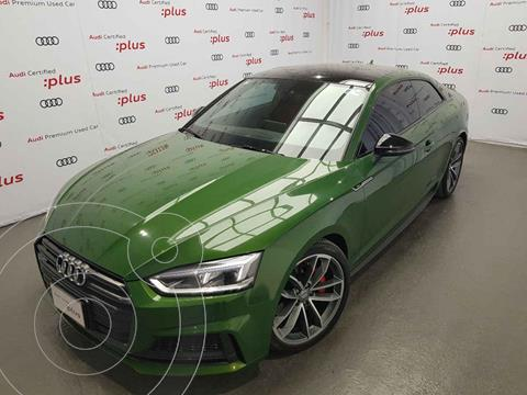 Audi Serie S S5 3.0T usado (2018) color Verde precio $765,000
