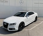 Foto venta Auto usado Audi Serie S S5 4.2L Tiptronic (2011) color Blanco precio $299,900