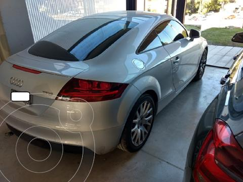 Audi TT Coupe 1.8 T FSI usado (2012) color Gris Claro precio $4.950.000