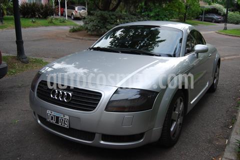 Audi TT Coupe 1.8 T Quattro (225Cv)  usado (2000) color Gris Plata  precio u$s16.000