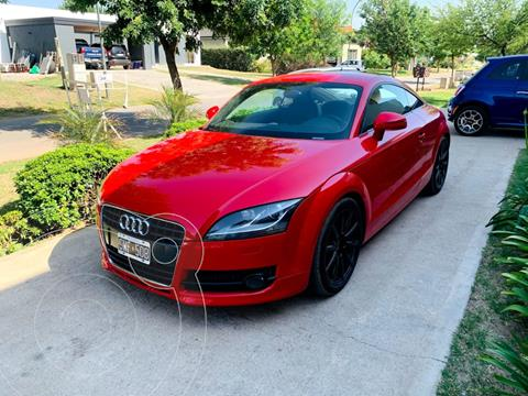 Audi TT Coupe 2.0 T FSI usado (2008) color Rojo precio $3.800.000