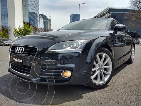 Audi TT Coupe 1.8 T FSI usado (2013) color Negro precio u$s33.900