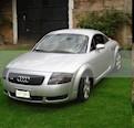 Foto venta Auto usado Audi TT Coupe 1.8T Quattro (225HP)  (2001) color Plata Metalizado precio $140,000