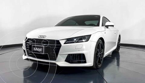 Audi TT Coupe 2.0T FSI 230 hp S Line usado (2018) color Blanco precio $689,999
