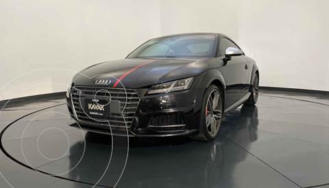 Audi TT Coupe 2.0T FSI 230 hp S Line usado (2017) color Negro precio $642,999