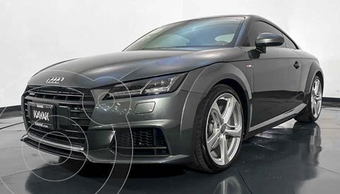Audi TT Coupe 2.0T FSI 230 hp S Line usado (2018) color Gris precio $687,999