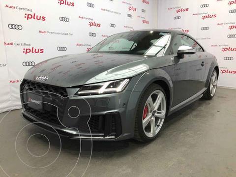 Audi TT Coupe 2.0T FSI S-Tronic usado (2020) color Gris precio $1,080,000