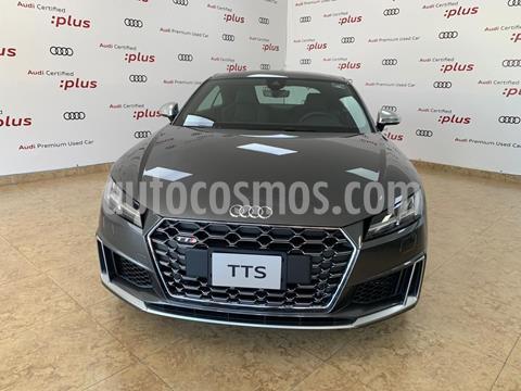 Audi TT Coupe 3.2L Quattro S-Tronic usado (2020) color Gris Oscuro precio $1,130,000