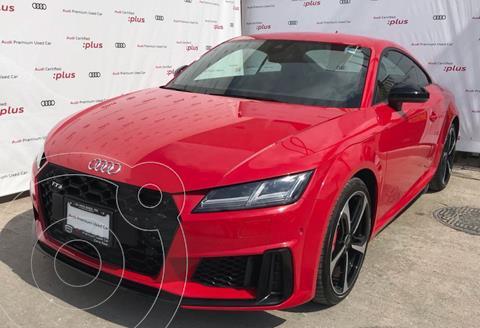 Audi TT Coupe 3.2L Quattro S-Tronic usado (2020) color Rojo precio $1,139,000