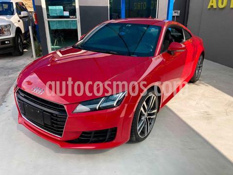 Audi TT Coupe 2.0T FSI 230 hp Sport High usado (2017) color Rojo precio $620,000