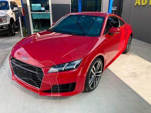 Audi TT Coupe 3.2L Quattro S-Tronic usado (2017) color Rojo precio $620,000
