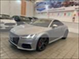 Foto venta Auto usado Audi TT S Coupe 2.0T FSI 285 hp (2018) color Gris precio $818,000