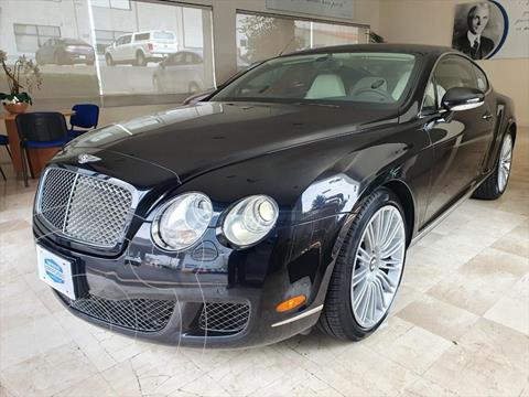 Bentley Continental GT 6.0L Speed usado (2009) color Negro precio $1,450,000