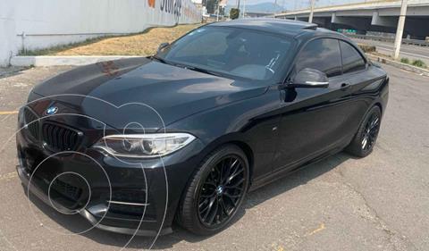 BMW M3 Sedan Version usado (2017) color Negro precio $560,000