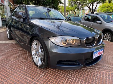 BMW Serie 1 Coupe 135i Sportive usado (2013) color Gris financiado en cuotas(anticipo $2.760.000)