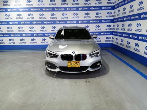 BMW Serie 1 Coupe 120i Exclusive Aut usado (2016) color Plata Titanium financiado en cuotas(anticipo $8.000.000)